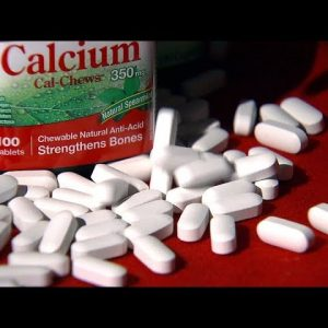 Calcium Supplements Could Be HARMING You