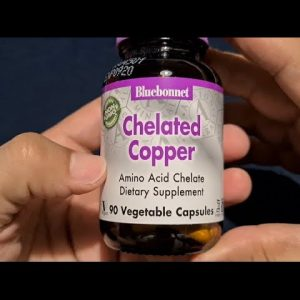 Chelated Copper Supplement- Should you take copper?