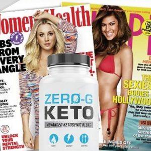 Zero G Keto: Most Effective & Fast Weight Loss Pills! Scam Or Legit (Update 2021)