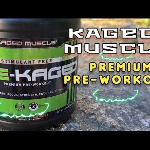Kaged Muscle PRE- KAGED  (Stimulant Free Pre-workout)