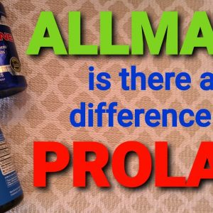 ALLMAX Nutrition caffeine versus PROLABS caffeine energy supplements | is there a difference 🤔
