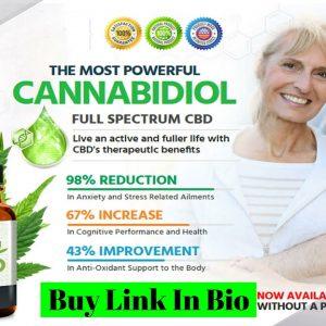 Life CBD Oil -100% Pure Organic Hemp CBD Oil Helps To reduce Pain & Anxiety! Is It Safe To Use?