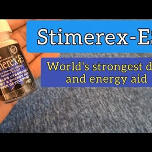 Stimerex-ES : World's strongest diet and energy aid burner 🔥