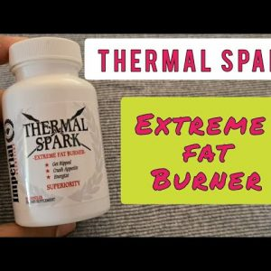 Imperial Nutrition Thermal Spark - Actually a good fat burner that suppresses appetite