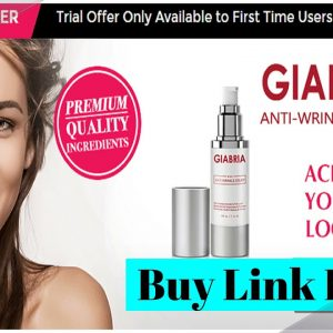 Giabria Skin Cream (Reviews) Anti Aging Complex for Younger Skin! Reviews, Scam Or Real?