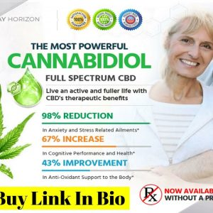 Sunday Horizon CBD Oil (Reviews) #1 THC Free Pain Relief CBD! Does It Really Works Or Scam?