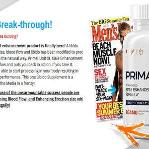 Primal Unit XL (Reviews) #1 Male Formula! Increase Bed Time To satisfy Your Partner! Is It Works?