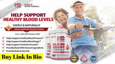 Hemo Boost Blood Boost Formula (Hemo Boost) - Reviews & Benefits!